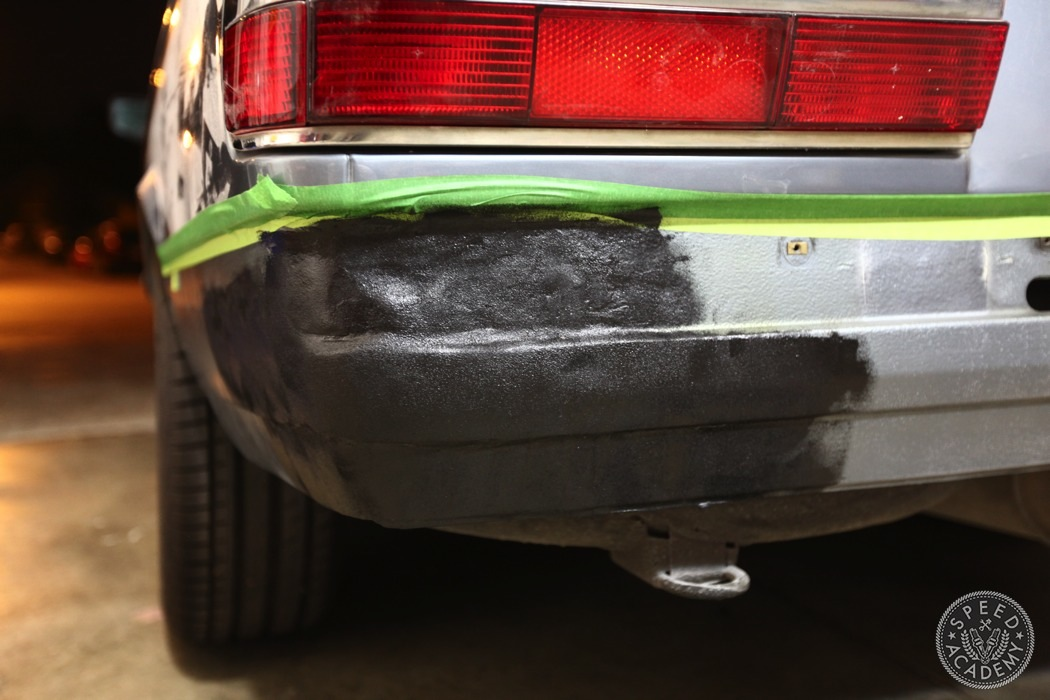 Bmw E28 Euro Bumper Conversion