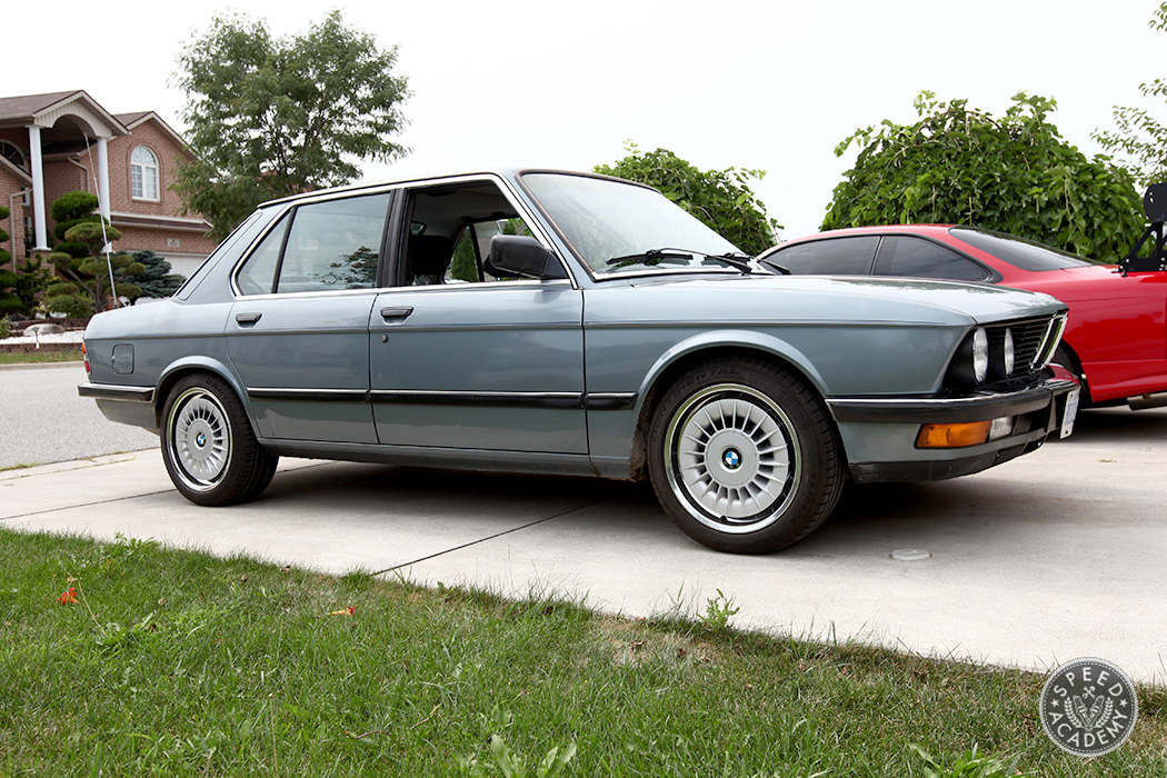 1988 Bmw 535i For Sale 1988 Bmw 535is euro bumper