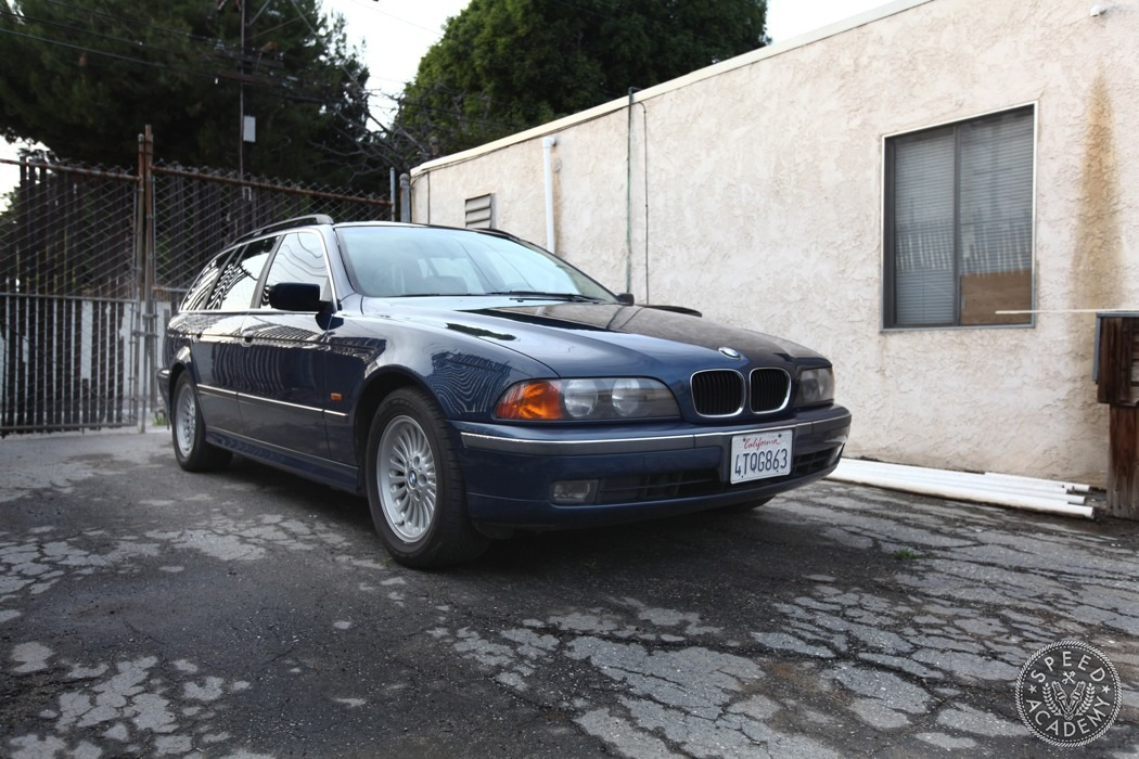 Bmw E39 540i Touring Coilover Install Speed Academy