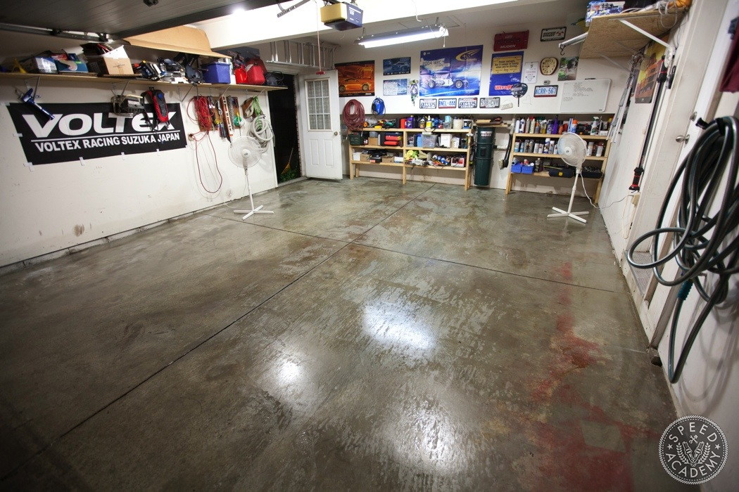 Garage Flooring and Epoxy, is it worth the Investment? | Speed Academy