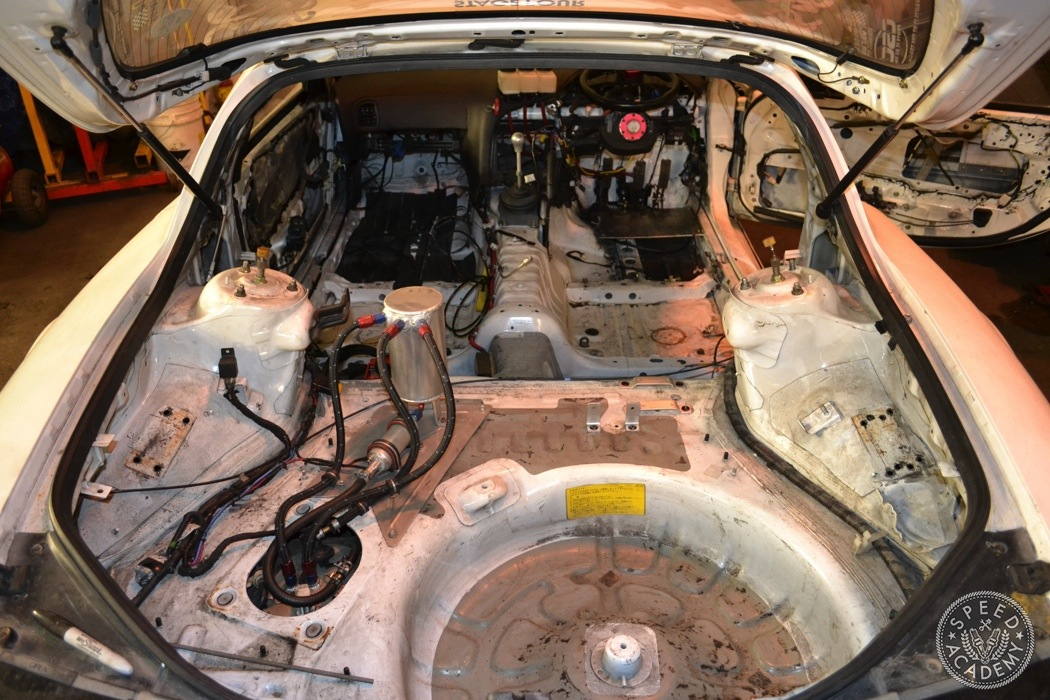 2014 mazda 3 wiring harness project rotary race mule building a roll cage speed academy