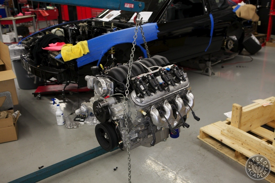 Nissan 240SX LS V8 Engine Swap Guide Part 1: The Essentials