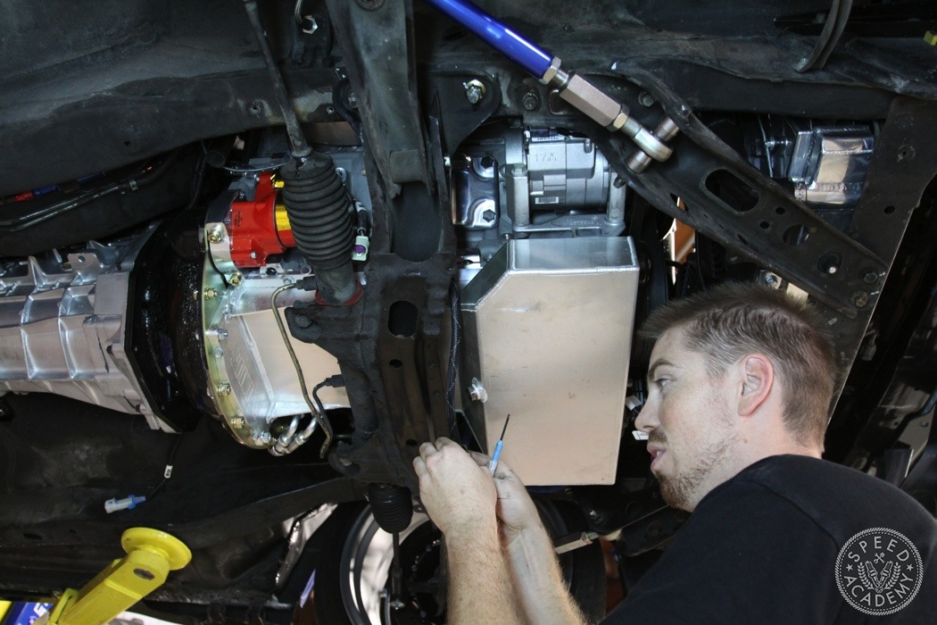 Nissan 240SX LS V8 Engine Swap Guide Part 3: It's All in the