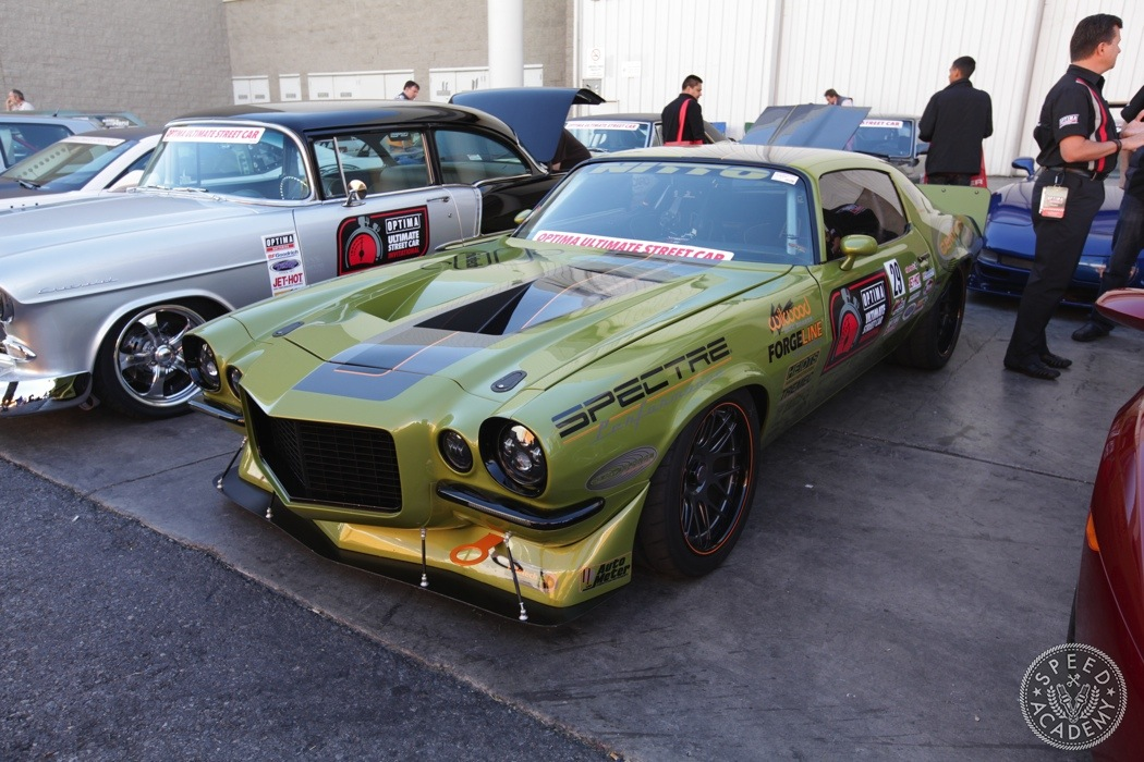 2014 SEMA SHOW Top 10 Favorite Cars: Day 2 | Speed Academy
