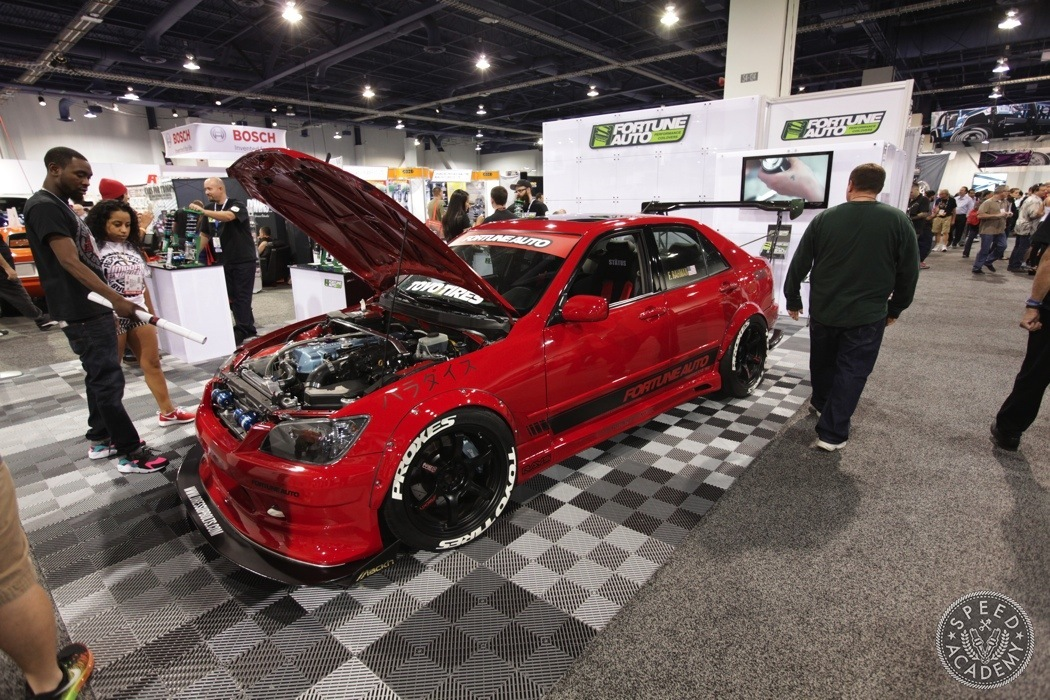 2014 SEMA SHOW Top 10 Favorite Cars: Day 3 | Speed Academy