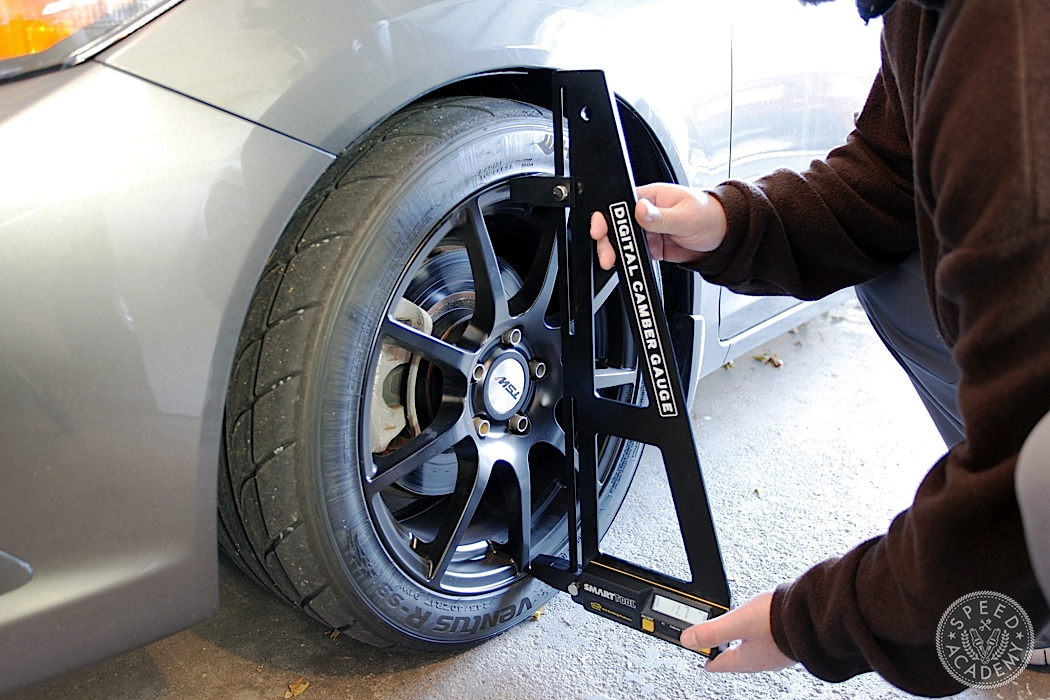 How Much Is A Front End Alignment >> DIY Wheel Alignment It's Easier Than You Think! | Speed Academy