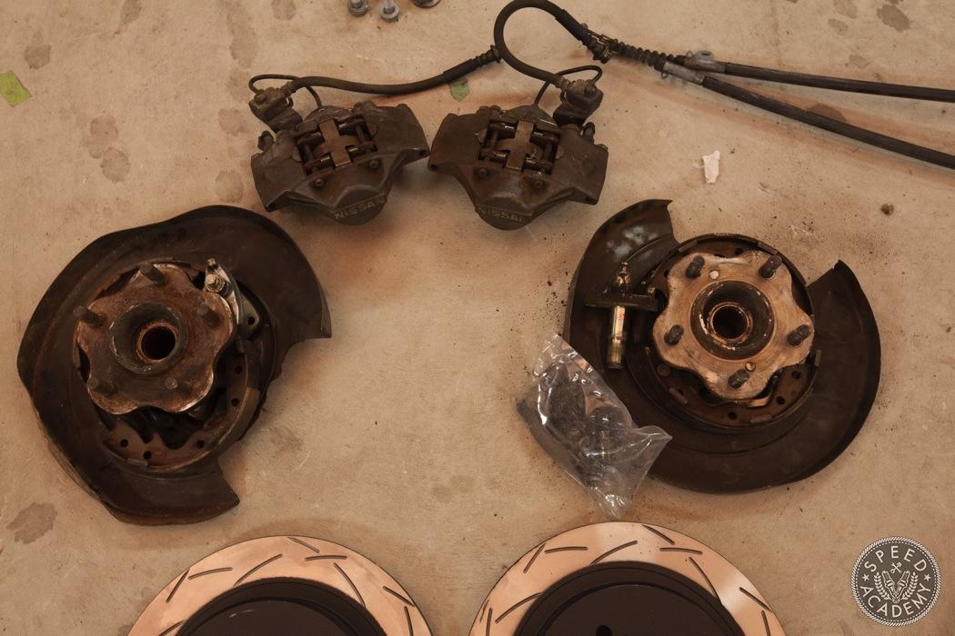 nissan-300ZX-Rear-brake-conversion-002