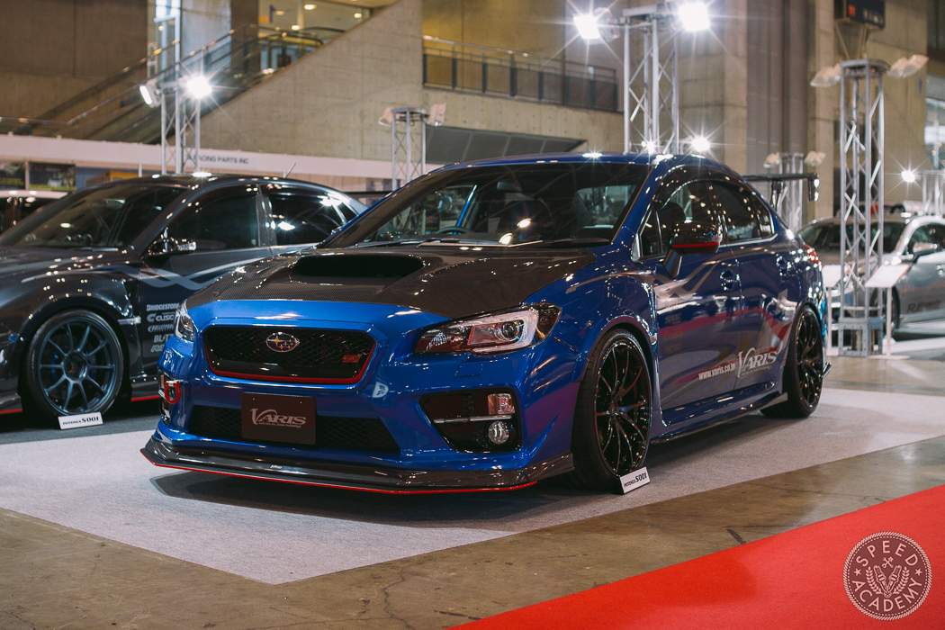The hottest cars and parts tokyo auto salon 2015 thru dan for Salon de auto 2015