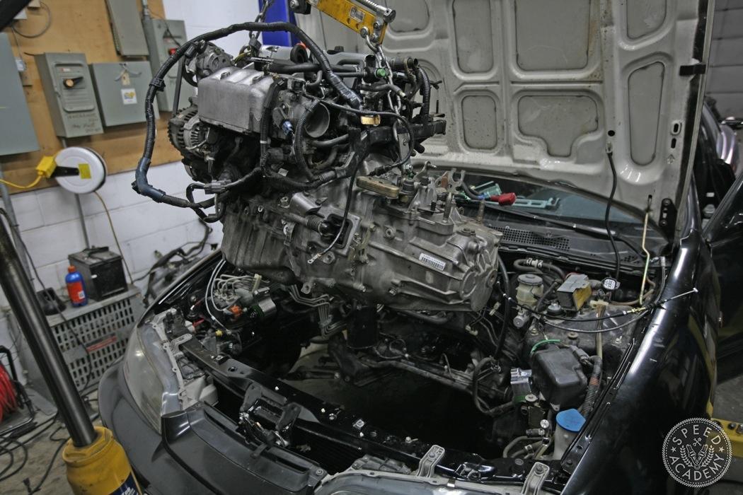 Honda K24 Swap   Car Interior Design