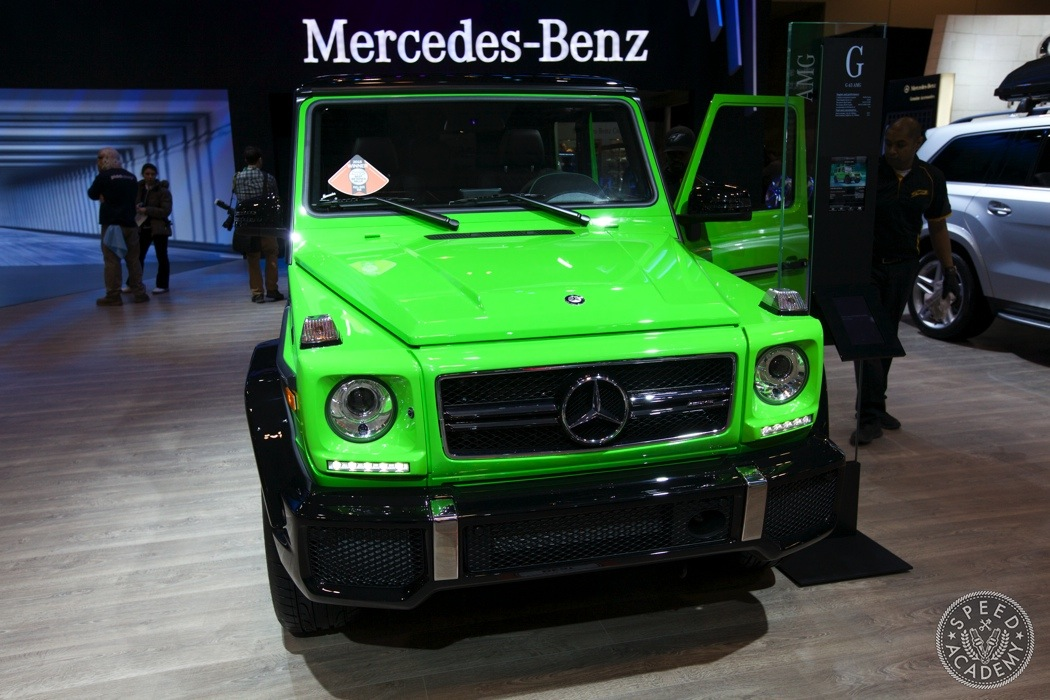 Mercedes F 015 >> What's hot from the Canadian International Auto Show | Speed Academy