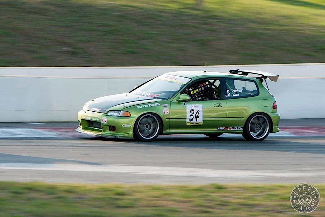 Track Alignment Specs: EG/EK Honda Civic & DC2 Integra