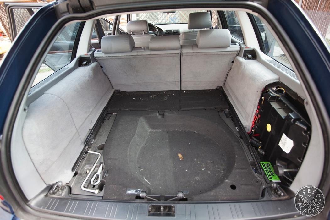 From Grey to Black: BMW E39 Interior Swap | Speed Academy