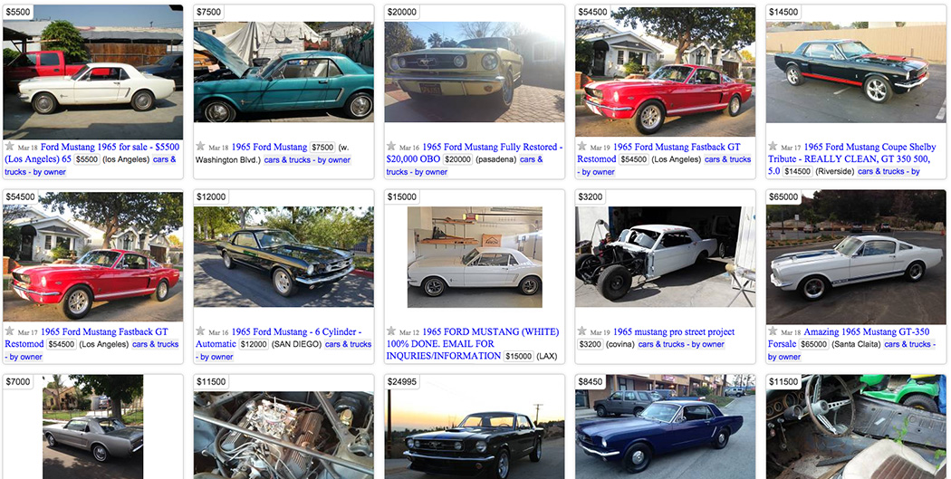 Craigslist Los Angeles Cars And Truck By Owner The Car