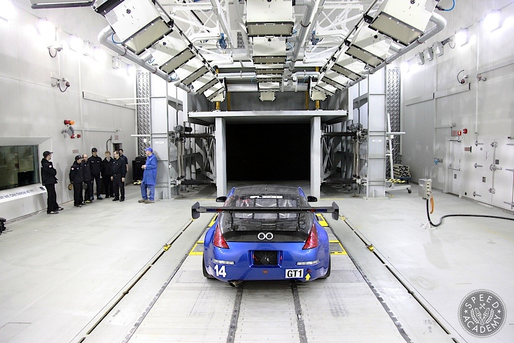 Affordable Wind Tunnel Testing at UOIT's ACE Speed Lab