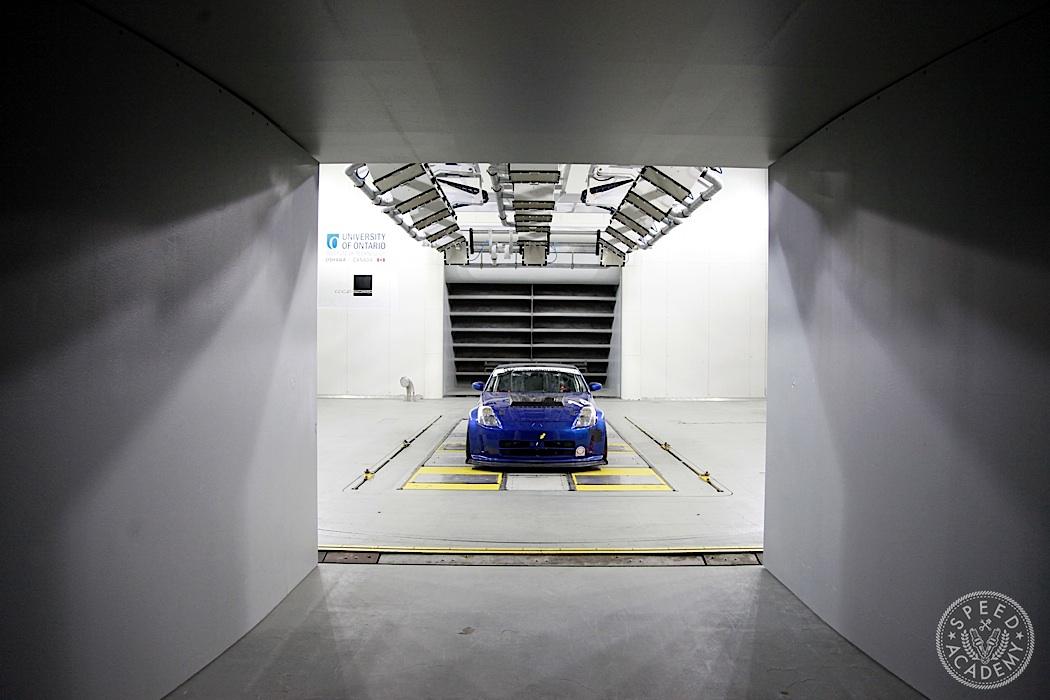 UOIT-Wind-Tunnel-Nissan-350Z-02