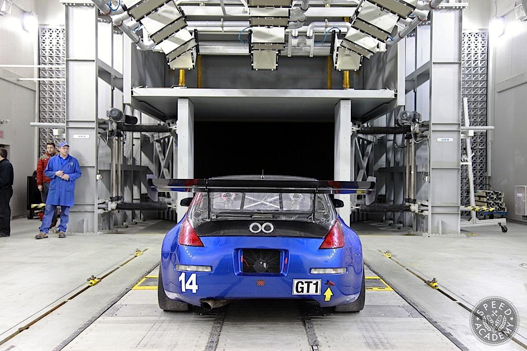 UOIT-Wind-Tunnel-Nissan-350Z-11