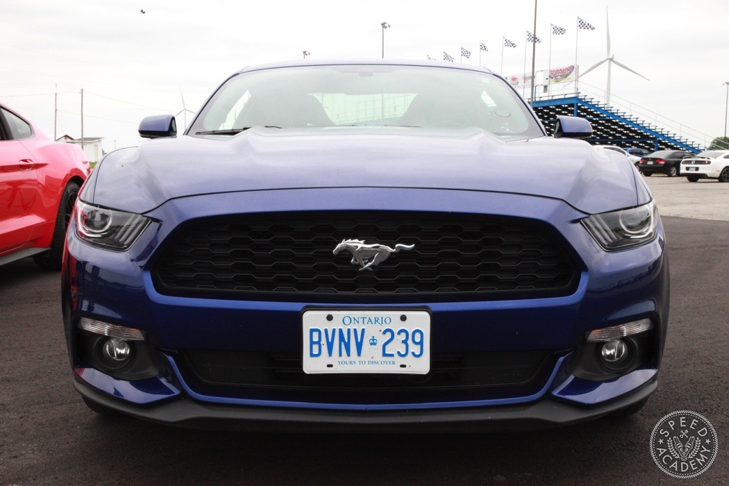 ford mustang shootout ecoboost vs gt is it time for a. Black Bedroom Furniture Sets. Home Design Ideas