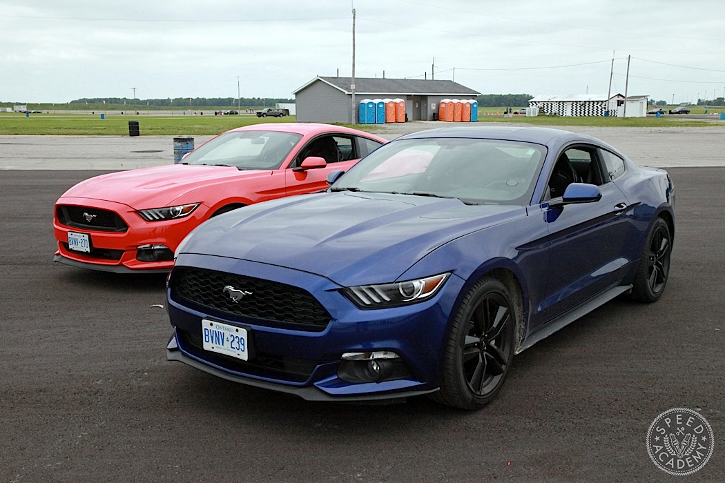 Ford Mustang Shootout: EcoBoost vs GT Is It Time For A