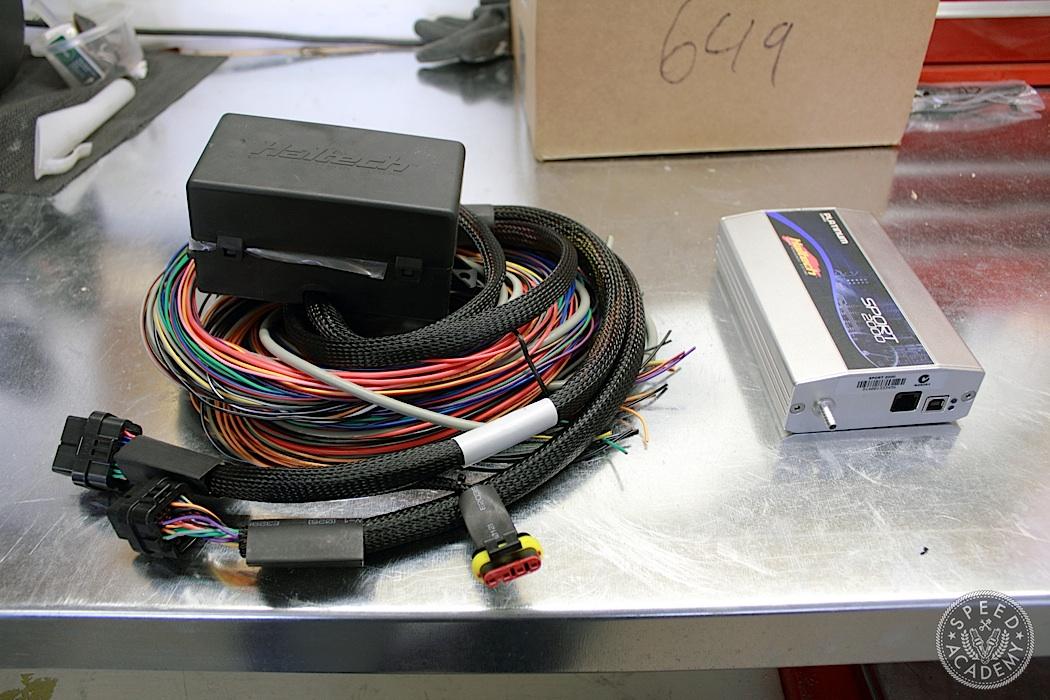 Wiring and Engine Control Done Right With Racepak and ... on