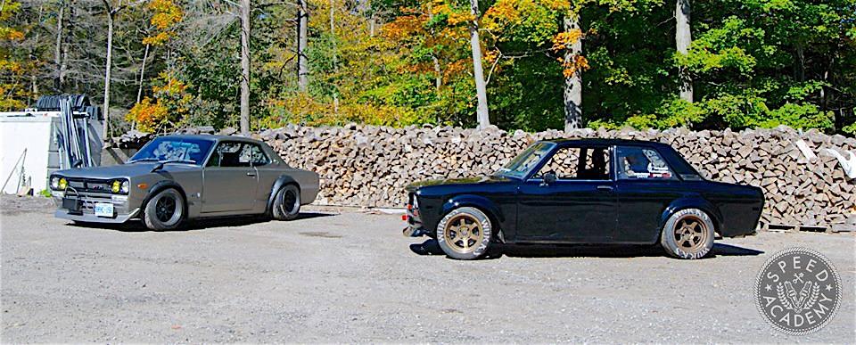 How To Build A Datsun 510, A Lot: Engine Swaps & Custom