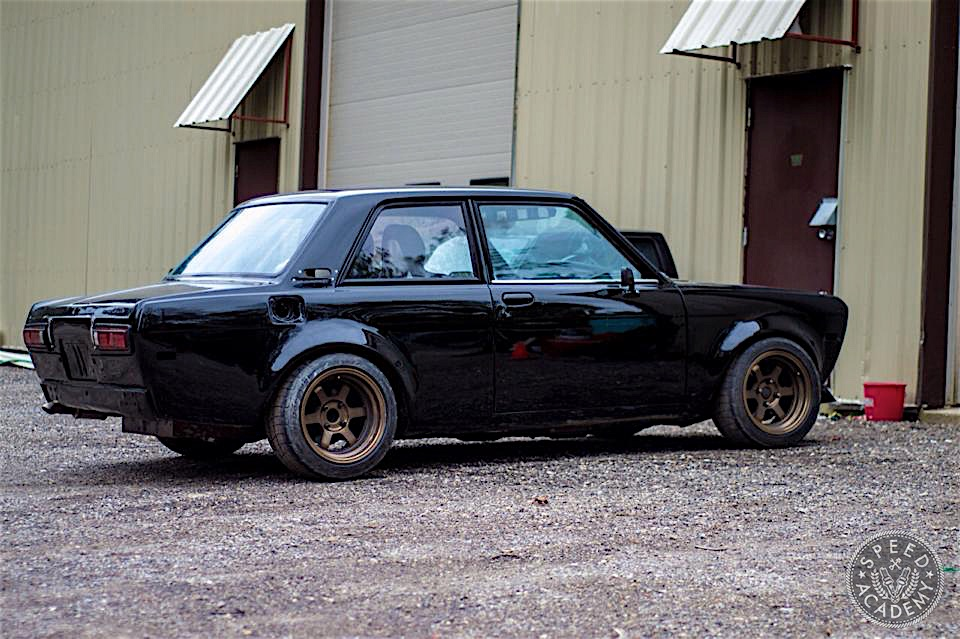 How To Build A Datsun 510, A Lot: Engine Swaps & Custom Everything ...