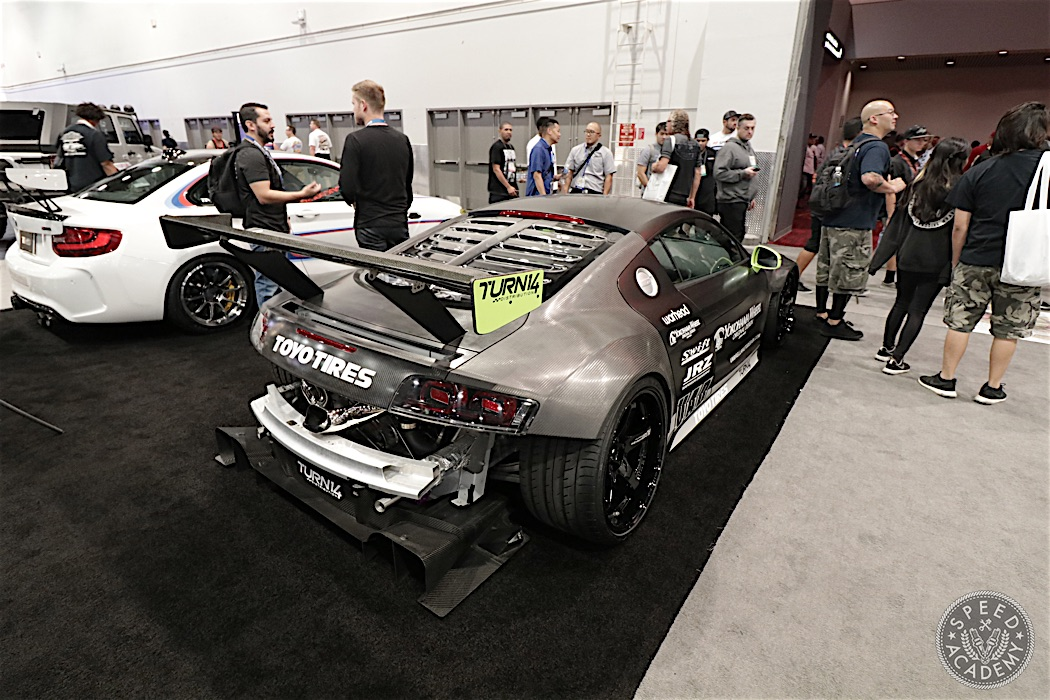 The Best Cars And Parts From The SEMA Show 2016 | Speed Academy