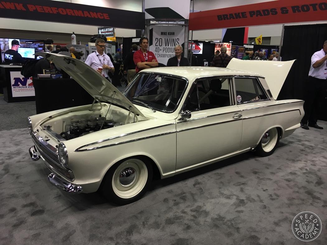 Late Model Throttle Car Show