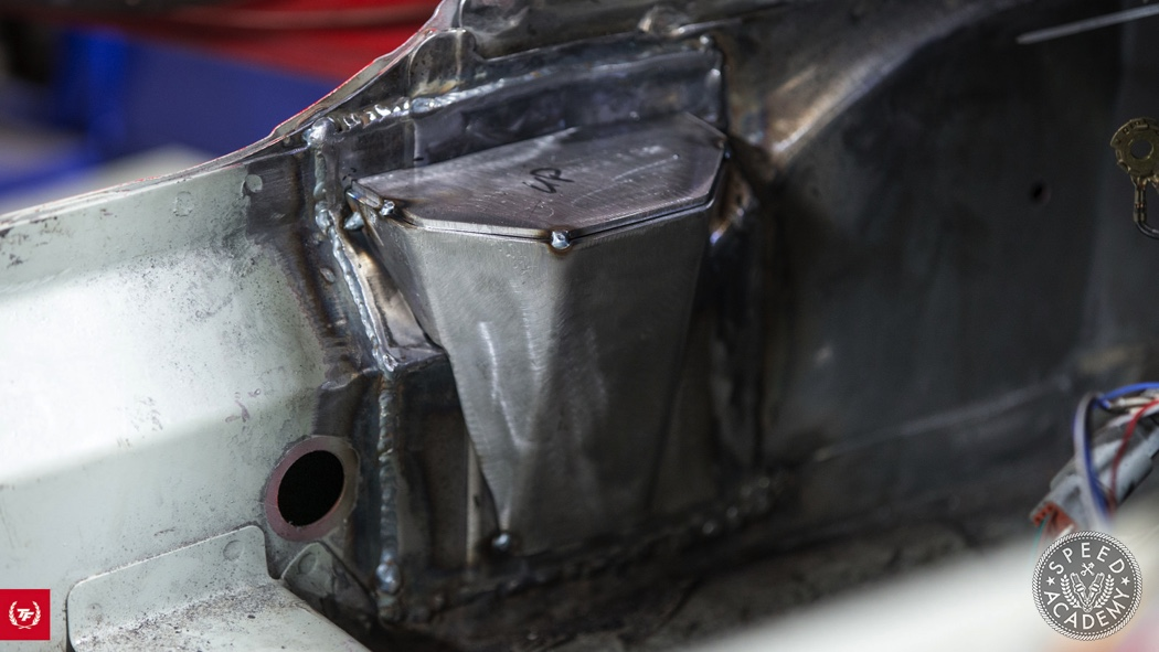 Safety First! Devin's Honda S2000 Gets A Roll Cage | Speed