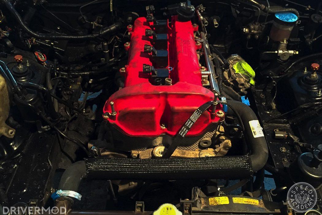 Mazda Miata 2 4L Ecotec Swap Part 4: Getting The Ecotec Into