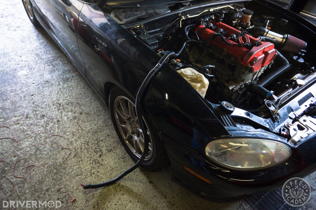 Mazda Miata NB Ecotec Swap Wiring Part6 03 mazda miata 2 4l ecotec swap part 6 wiring, wiring, wiring  at fashall.co