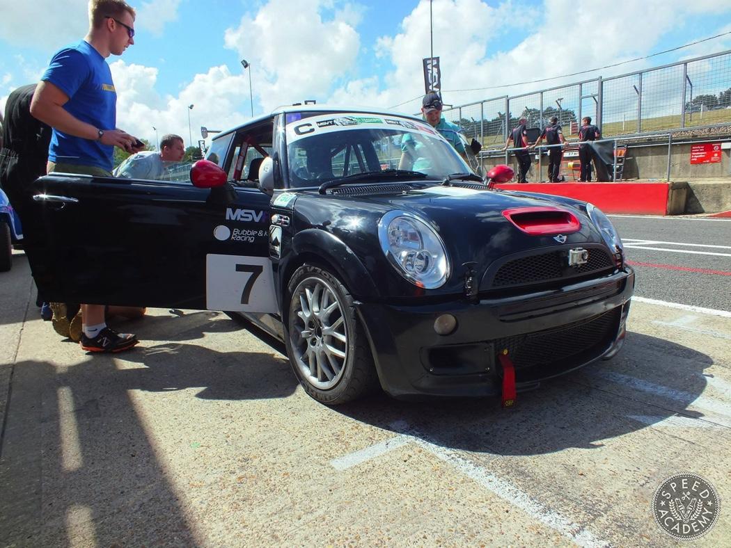 Introducing Tim Darracott's Toyota Starlet Race Car Build