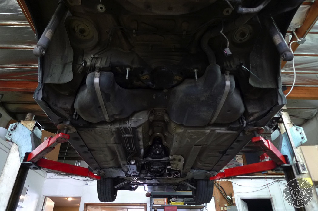 Fixing the BMW E46 Cracked Subframe Issue | Speed Academy