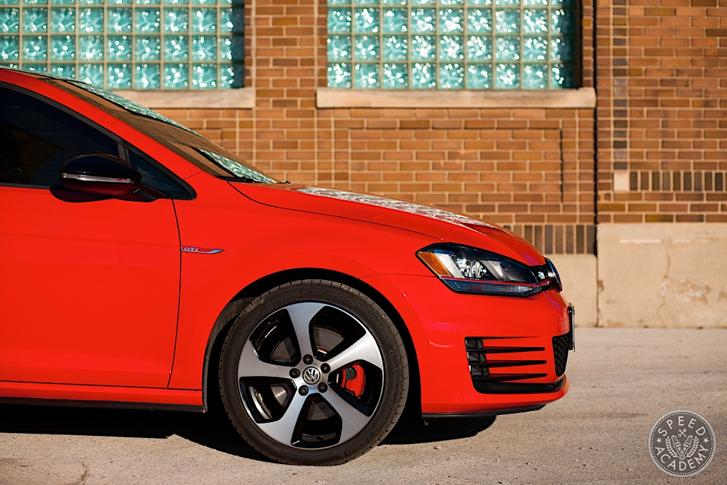 Introducing Alex S Mk7 Volkswagen Golf Gti Autocross Build Speed Academy