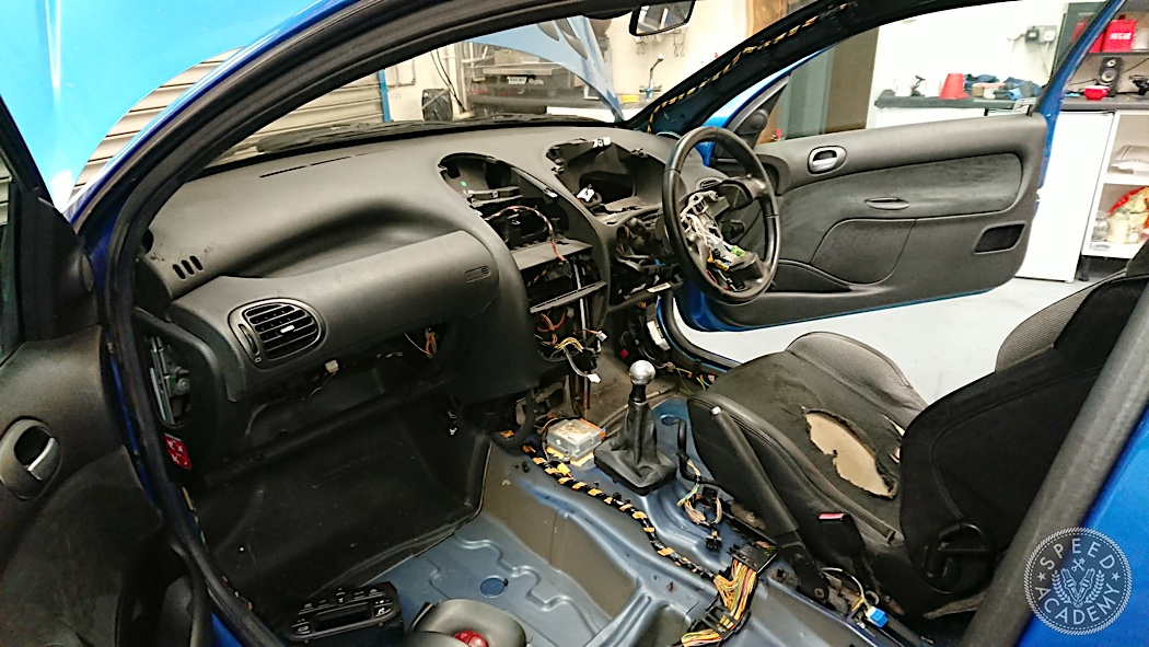 Peugeot 206 Climate Control Wiring Diagram : Peugeot interior fuse box cover wiring