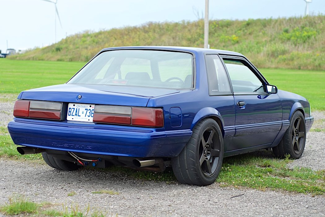 Fox Body Mustang >> Rusty Notch Mike S Ls1 Swapped Fox Body Mustang Speed Academy