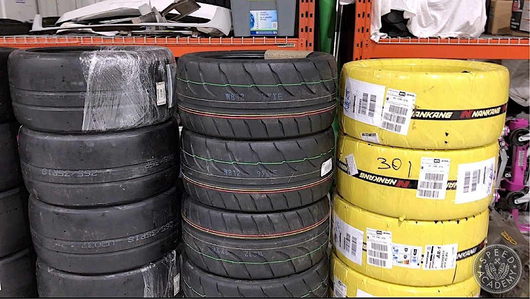 100 Tread Wear Track Tire Shootout! Nankang AR-1, Maxxis RC