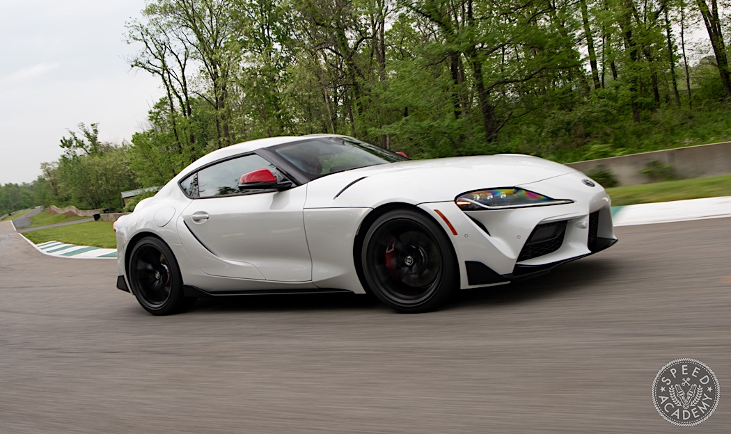 The 2020 GR Supra Is A Lot More Toyota Than You Think | Speed Academy