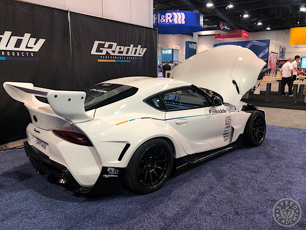 Toyota Of Surprise >> 2019 SEMA Show: Day 1 Coverage | Speed Academy