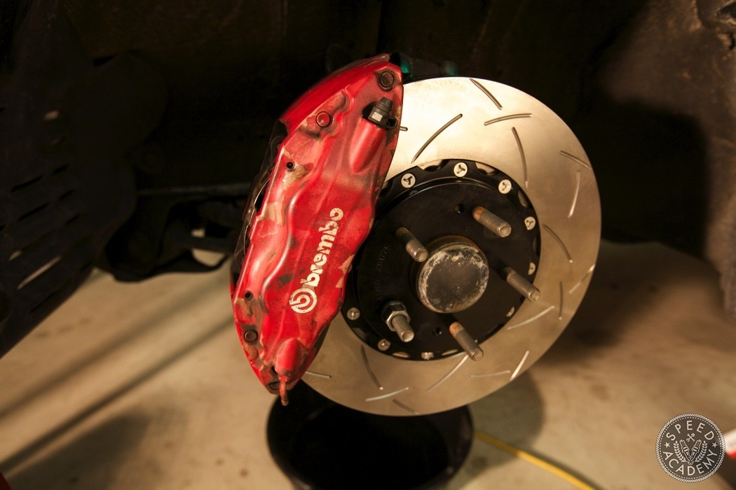 Brembo Brake Pads >> Project GripS14: Brembo Front Caliper Upgrade | Speed Academy