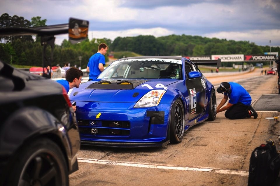 The Anatomy of one insanely fast Nissan 350Z | Speed Academy