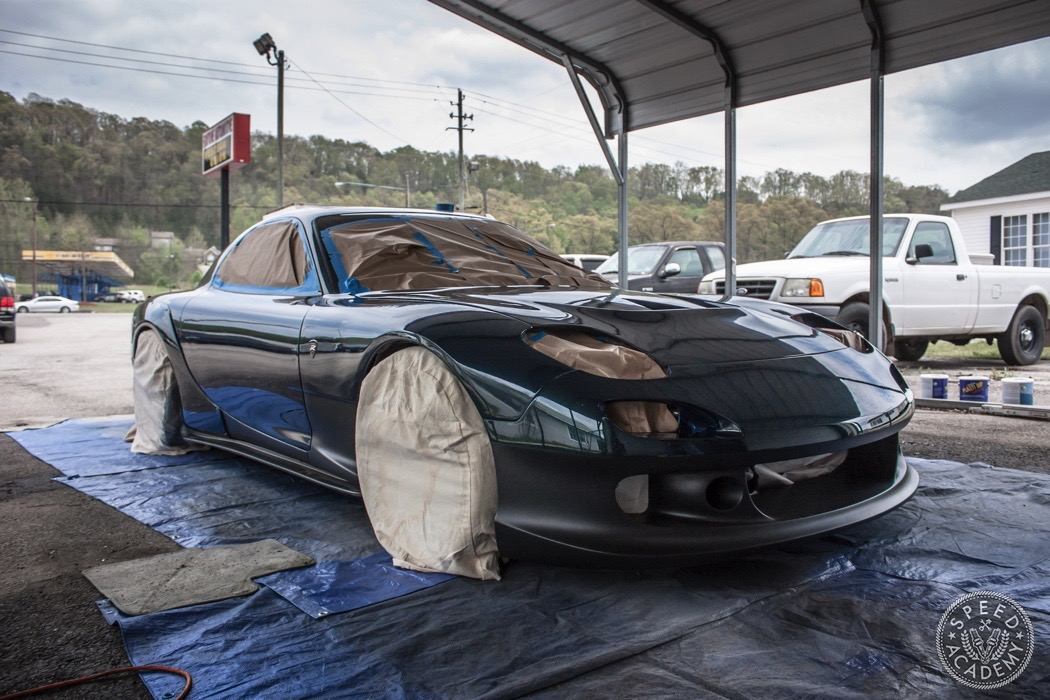 Plasti Dip your car: Tips and tricks from a Pro | Speed Academy