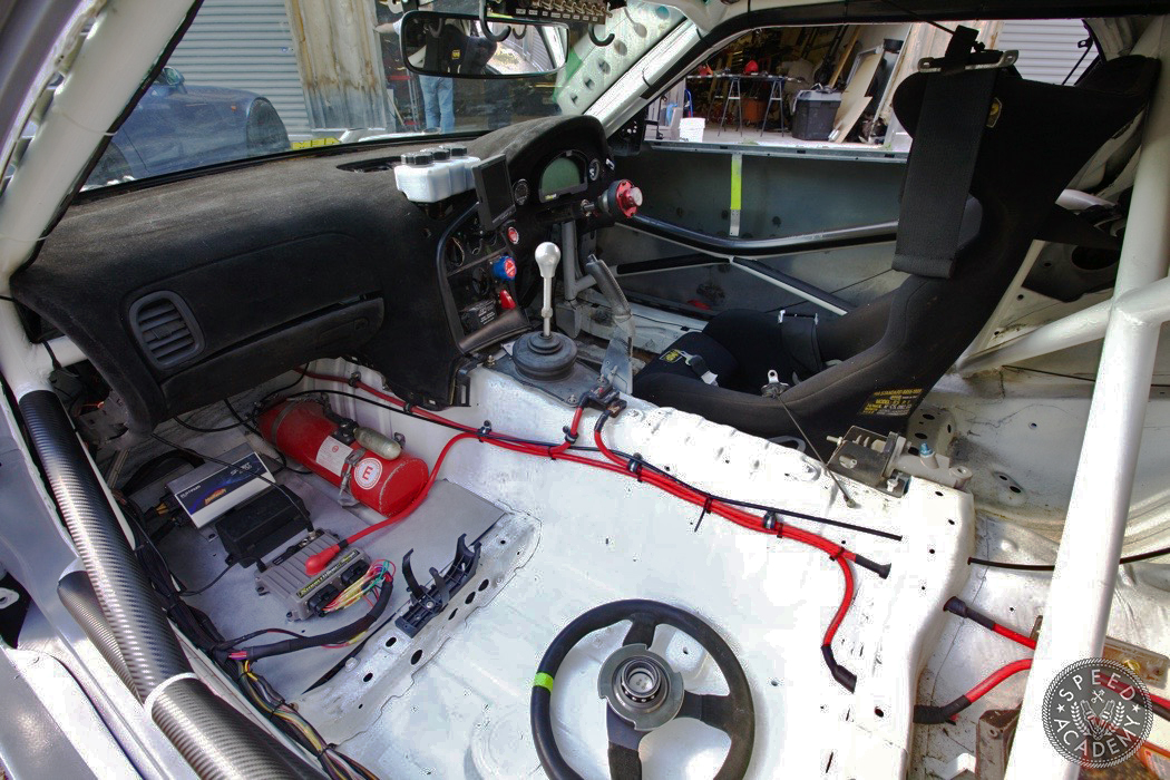 wiring and engine control done right with racepak and ... haltech wiring systems #9
