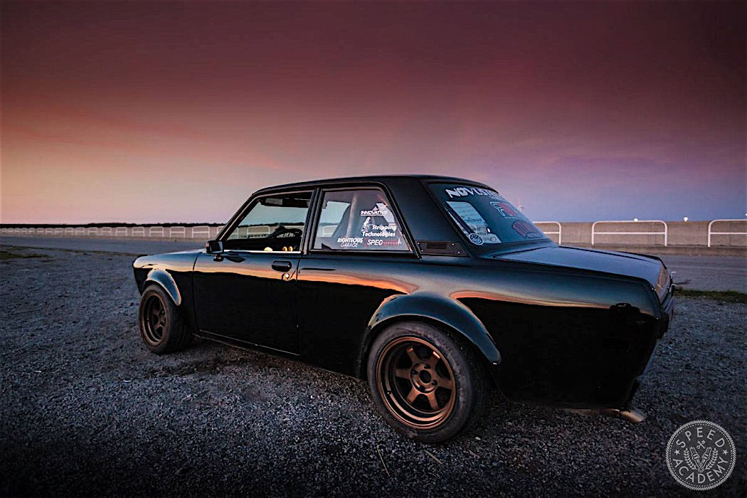 How To Build A Datsun 510, A Lot: Engine Swaps & Custom