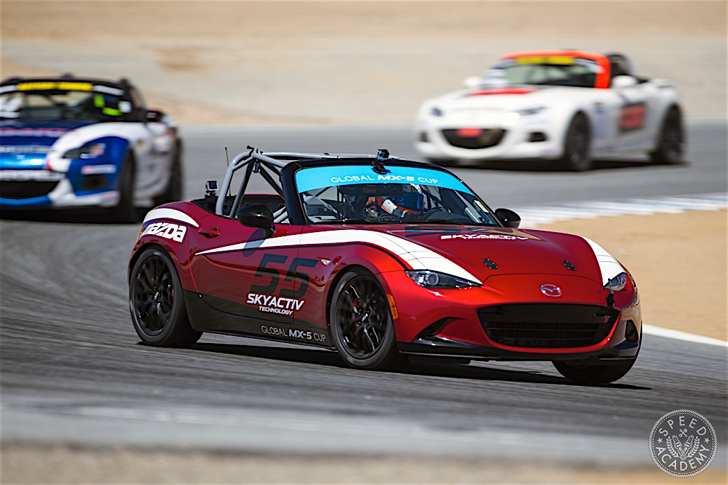 just how good is the mx 5 cup car answer so good speed academy. Black Bedroom Furniture Sets. Home Design Ideas